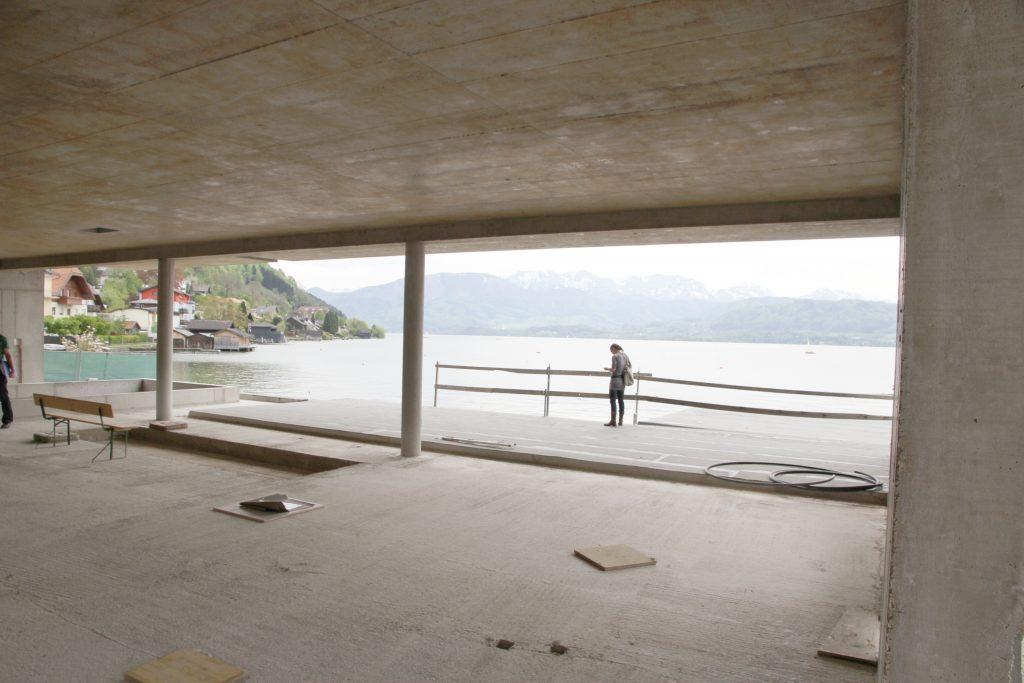 Baustelle Wohn & Essbereich