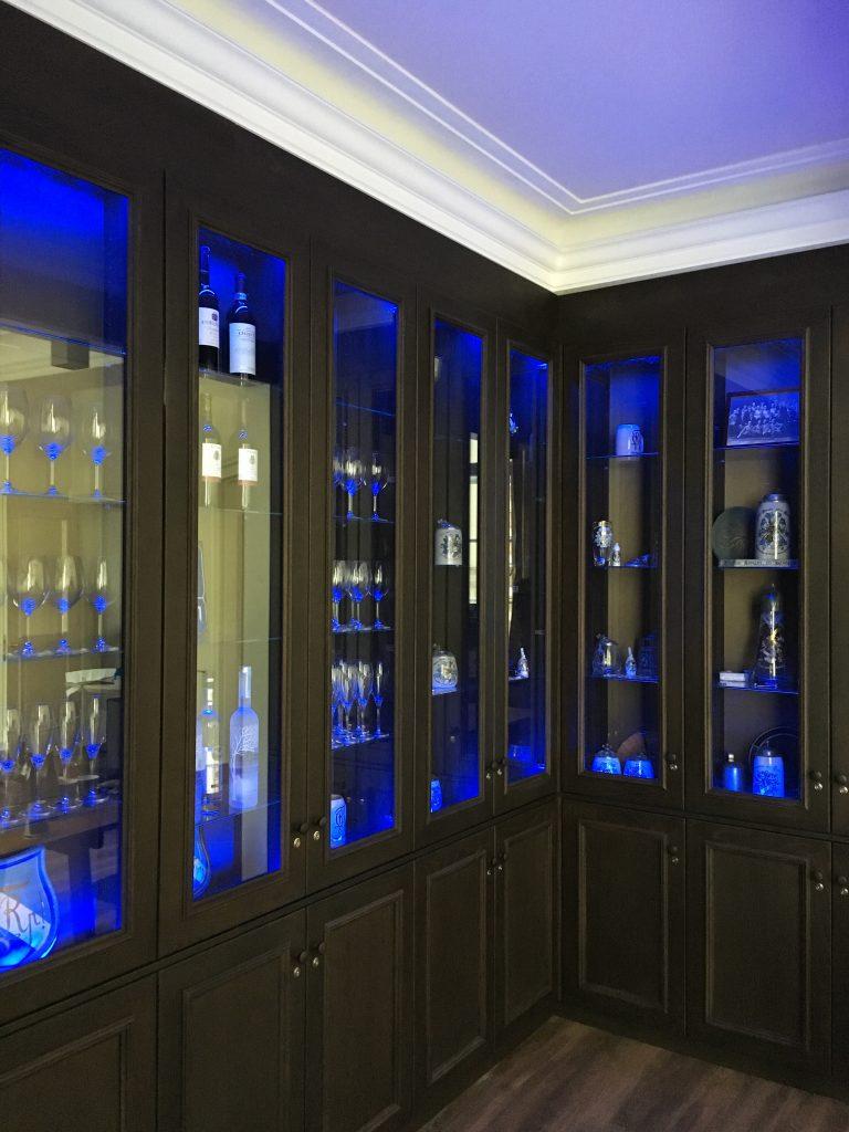 Bar Bereich Kleiner Salon