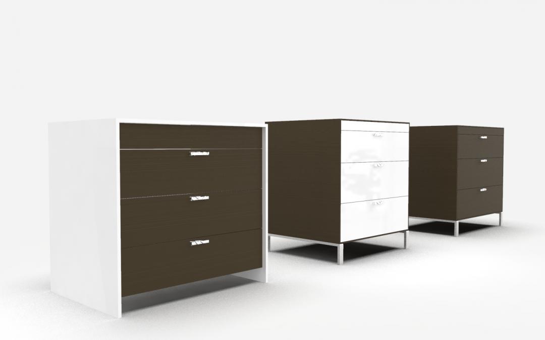 Möbel Design Palisander
