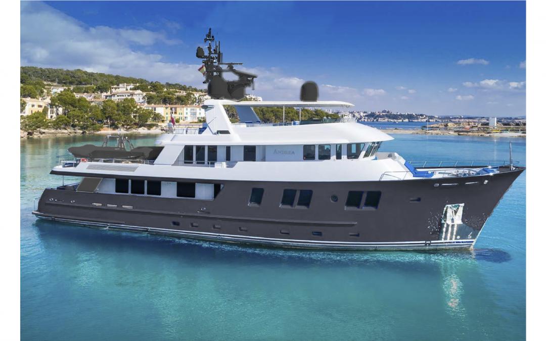 38m Motor Yacht Andrea