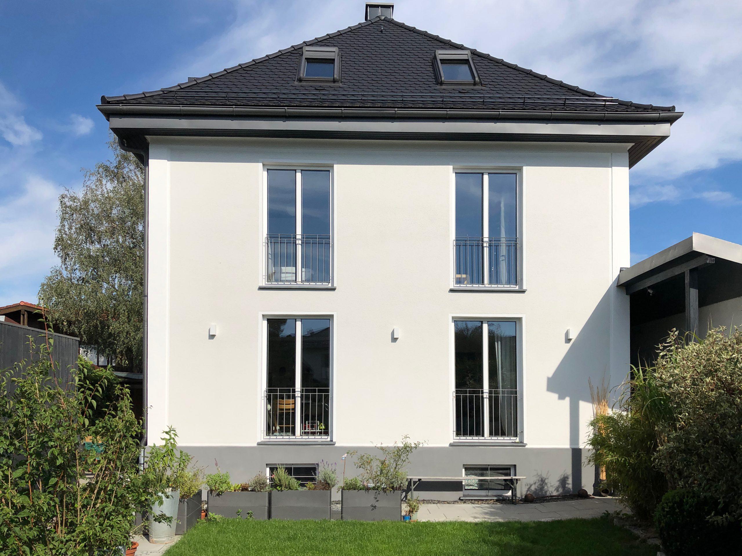 Sanierung eines Wohnhaus