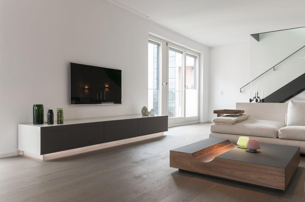 Wohnen TV Lounge