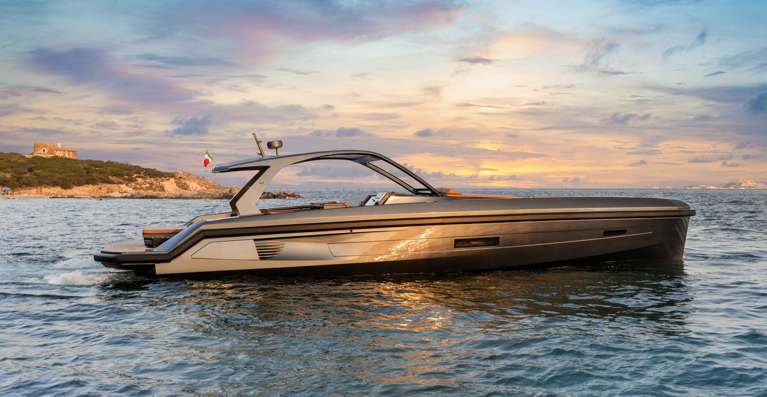 Motor Yacht Apex60